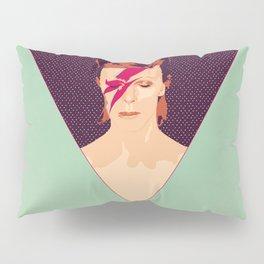 DAVID/BOWIE Pillow Sham