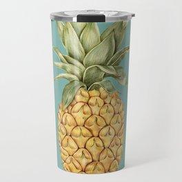 Blue Pineapple Travel Mug
