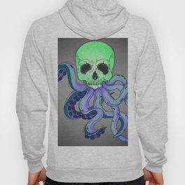 Skull Tentacles Hoody
