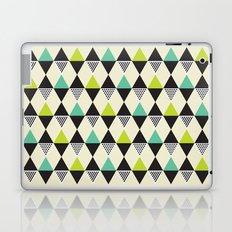 Mid-century pattern Laptop & iPad Skin