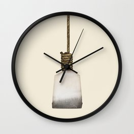 Tea for one Wall Clock