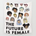 The Future Is Female by hayleygilmore
