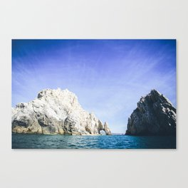Lands End, Baja, Mexico Canvas Print