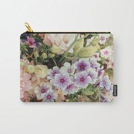 Vibrant Bouquet Carry-All Pouch