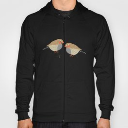 The finches Hoody