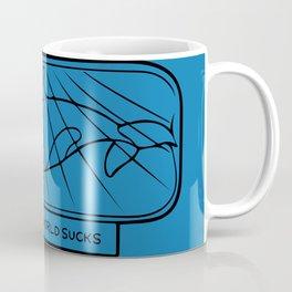Seaworld Sucks Coffee Mug