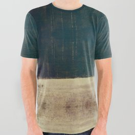 Above and below our sea of trees All Over Graphic Tee