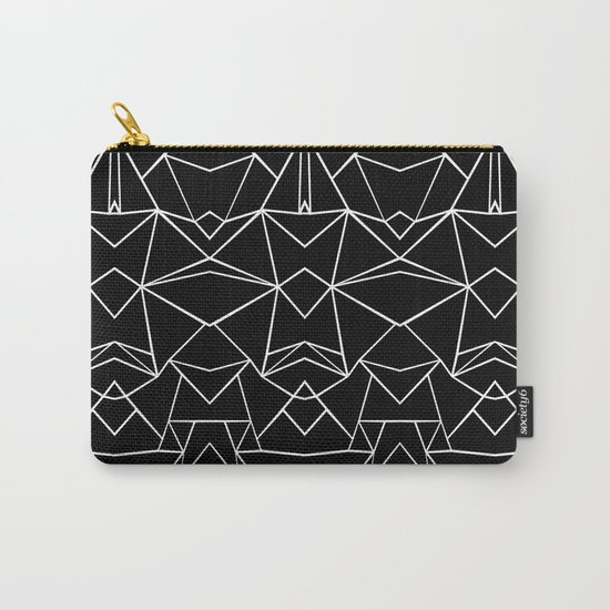 Ab Mirror Black Carry-All Pouch