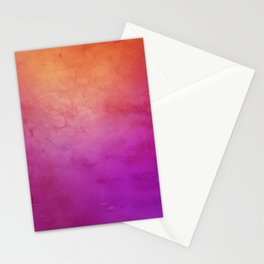 Watercolor BG Stationery Cards