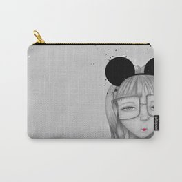 Entitled Carry-All Pouch