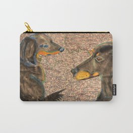 Dachshund - German Breed Carry-All Pouch