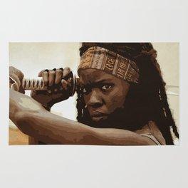 Michonne Rug