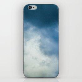 Stormy iPhone Skin
