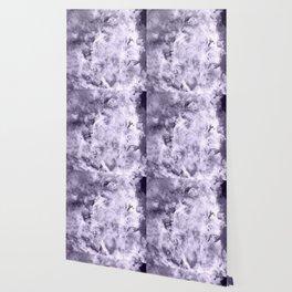 Lavender Gray Carina nEbULa Wallpaper