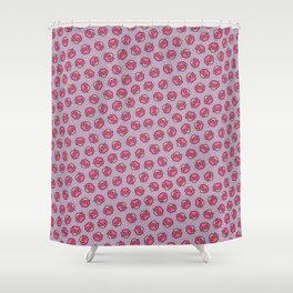 Vintage Viewfinder Toy Shower Curtain