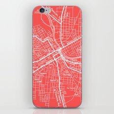 Vintage Nashville Pink iPhone & iPod Skin