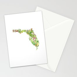 Fruits of Florida Stationery Cards