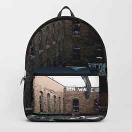 Time for Payment Backpack