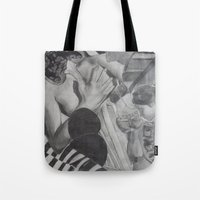 dorothy Tote Bags featuring Dorothy by JMarGo