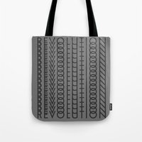 revolution Tote Bags featuring Revolution by Capital Knight
