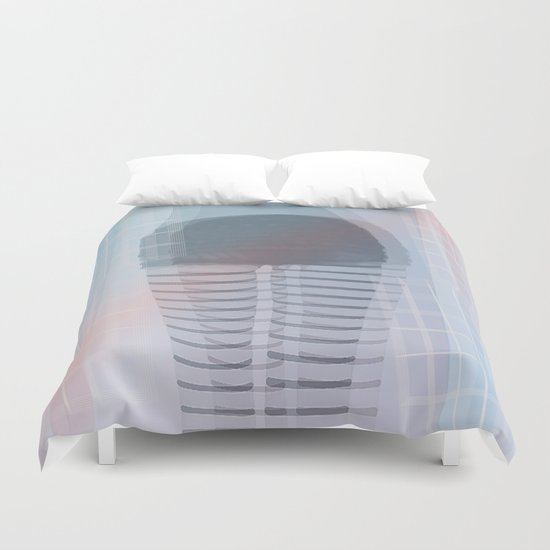 Abstract 131 Duvet Cover