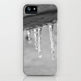 Dripping Ice iPhone Case