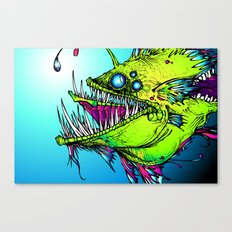 RUMBLEFISH Canvas Print
