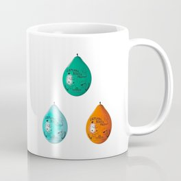 Octonaut Balloon Coffee Mug