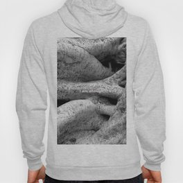 Ficus tree roots with I Am Enough quote Hoody
