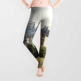 Vicksburg Mississippi Leggings