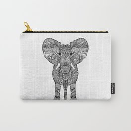 BLACK ELEPHANT Carry-All Pouch