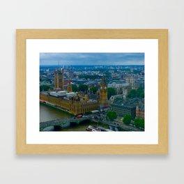 Parliament Framed Art Print