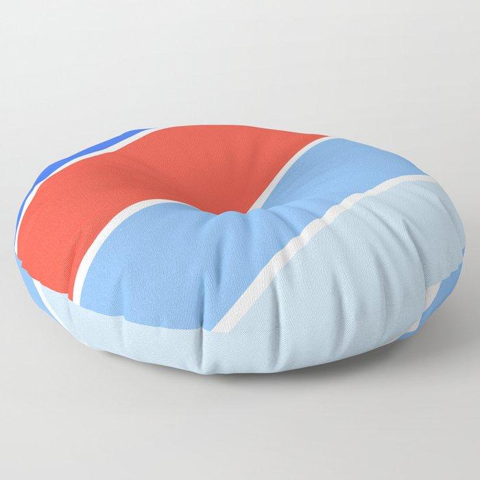 Bright #2 Floor Pillow
