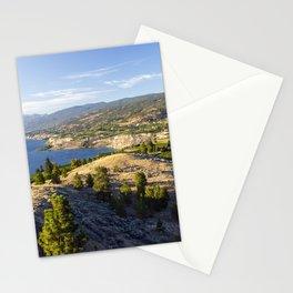 Naramata Bench Penticton Landscape Stationery Cards