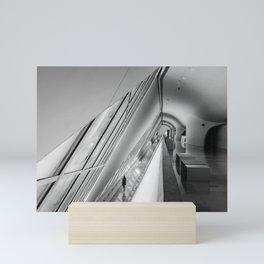 Modern Tomorrow 3 Mini Art Print