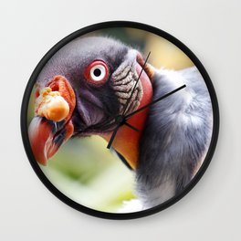 King Vulture Wall Clock