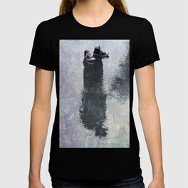 The Invisible Man Right View T-shirt