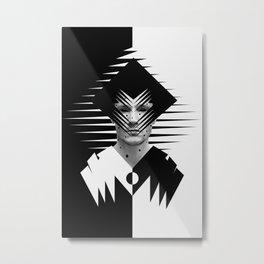 Dark Homonyms VIII Metal Print