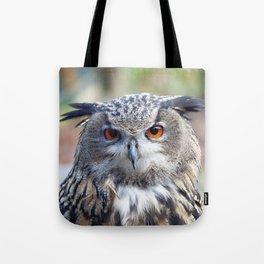 Eurasian Eagle-Owl, Uhu Tote Bag