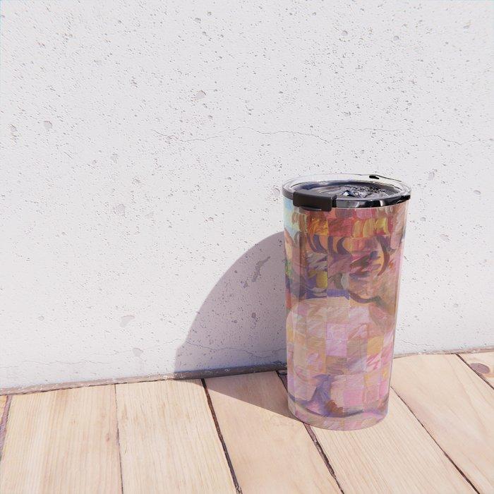 Sistine Cherub No. 1 Travel Mug