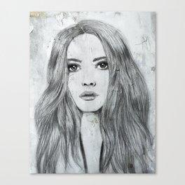 Karen Canvas Print