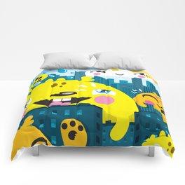 Monsters ( 2007 ) Comforters