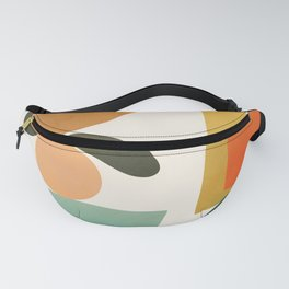 Modern Abstract Art 72 Fanny Pack