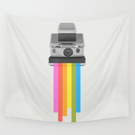 Taste the Rainbow Wall Tapestry