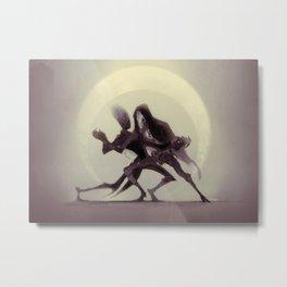 Death Waltz Metal Print