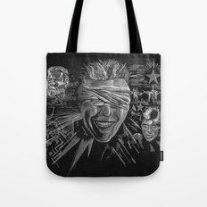 Blackstar by Cap Backard Tote Bag