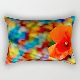 blush with pleasure Rectangular Pillow