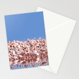 Flock of Flamingos Stationery Cards