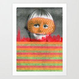 Kurt Series 002 Art Print