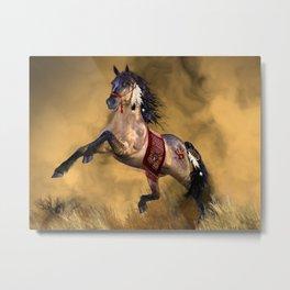 HORSE - Dreamweaver Metal Print